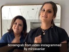 Watch: Sania Mirza, Farah Khan Answer Questions About Their Friendship