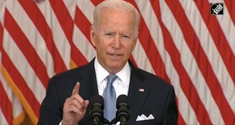 Joe Biden Says Still Hoping For Afghanistan Airlift To End By August 31