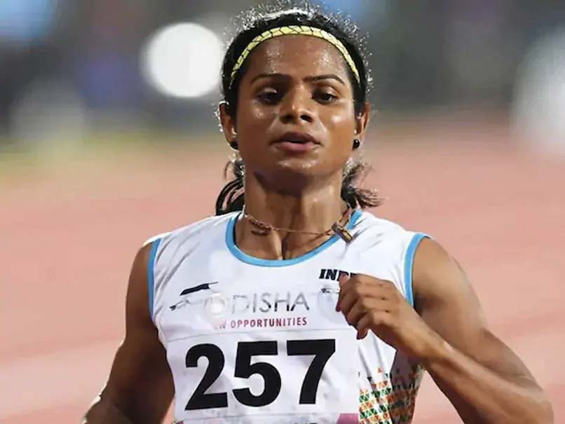 Tokyo Olympics: Dutee Chand Fails To Qualify For Womens 200m Semifinals