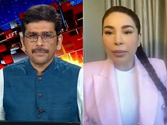 Videos : NDTV से बोलीं अफगानी पॉप स्टार आर्यना सईद, 'अफगानिस्तान को दुनिया ने अकेला छोड़ दिया'