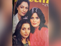 """Shabana Azmi Tried To Look """"Sultry"""" On Magazine Cover With Zeenat Aman And Simi Garewal But..."""