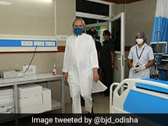 Odisha Chief Minister Inaugurates East India's Largest Facility To Aid Covid Patients