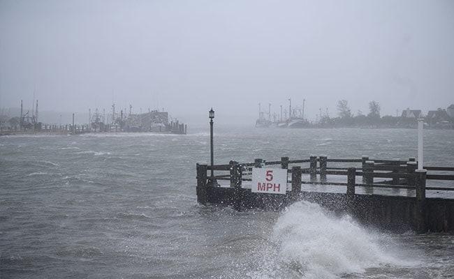 Tropical Storm Henri Makes Landfall In Rhode Island: Meteorologists