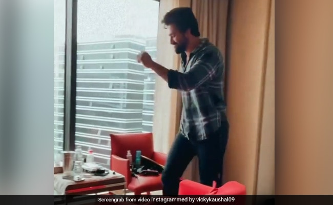 What Happens To Vicky Kaushal After 4 Cups Of Coffee? Best Explained By Him