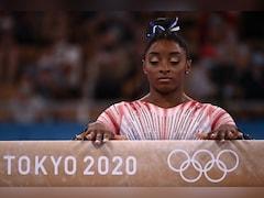 Tokyo Games: US Gymnast Simone Biles Takes Beam Bronze On Olympic Return