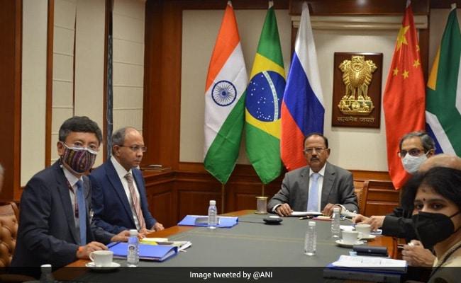Terror Groups Lashkar, Jaish 'Enjoy State Support': India At BRICS Meet