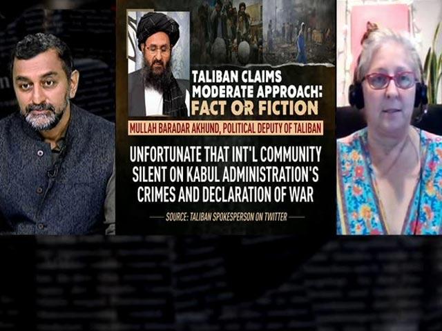 Video : Anti-Taliban Voices Trend #Sanctionpakistan Hashtag