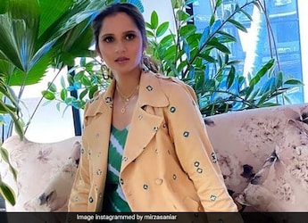 Sania Mirza's Quarantine Breakfast Includes South Indian Delicacies