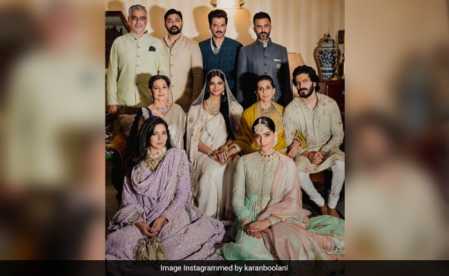 On Karan Boolani's Pics With His 'Clan,' Sister-In-Law Sonam Kapoor Drops This Comment
