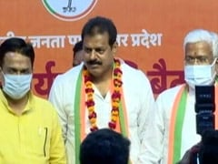 """BJP MP Objects To Induction Of Ex-BSP MLA Into Party, Cites """"Criminal Background"""""""