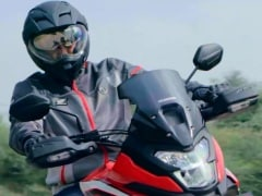 Honda Teases New Small Capacity Adventure Bike; Will Be Revealed Later This Month