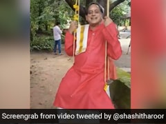"""""""There's An Onam Swing Tradition...."""": Shashi Tharoor's Video Greeting"""