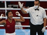Video : Lovlina In Semi-Final Of Tokyo Olympics