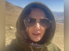 "Preity Zinta's Ladakh Diaries: She Had The ""Experience Of A Lifetime"""