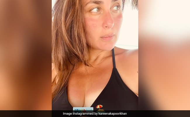 'Beach Bum' Kareena Kapoor Is Holiday-Ready And How. See Pic From Maldives