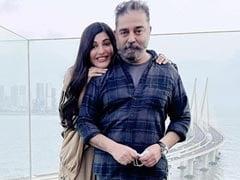 "Shruti Haasan's Dad Kamal Haasan Is Her ""Favourite Human."" See Pics"