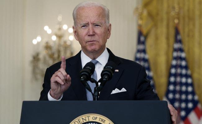 Joe Biden Vows 'Devastating' Response If Taliban Attack US Interests