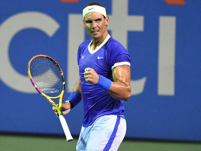 """Rafael Nadal Eyes ATP Toronto Masters Crown After """"Tough"""" Injury Layoff"""