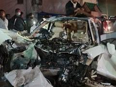 On CCTV, Bengaluru Audi Crash. 7 People Killed, All In Their 20s.
