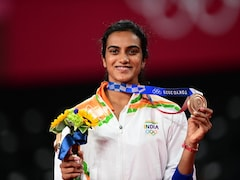 """""""Journey Doesn't Stop Here"""": PV Sindhu After Winning Bronze In Tokyo Olympics"""