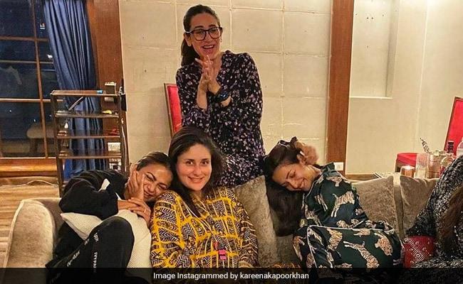 Malaika Arora Reveals Kareena Kapoor's Friends 'Put On Weight With Her During Pregnancies'