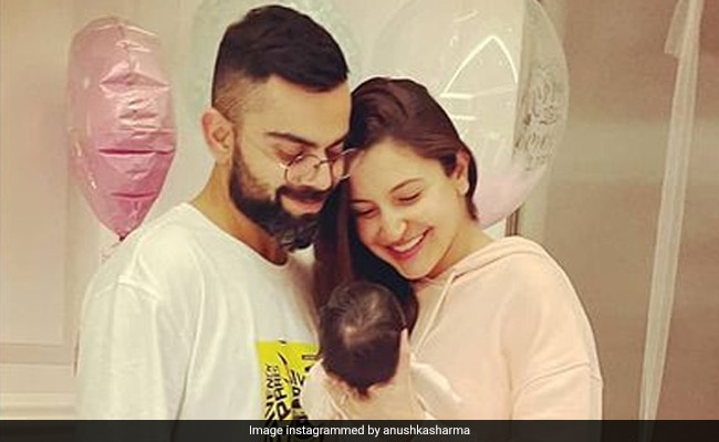 How Anushka Sharma And Virat Kohli Are 'Staying Up To Speed' With Daughter Vamika's Schedule In London