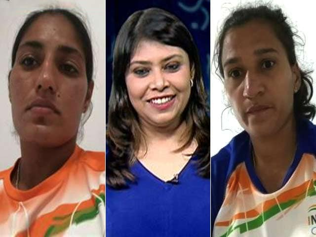 """Video : """"Have Earned World's Respect With This Performance"""": Captain Rani Rampal"""