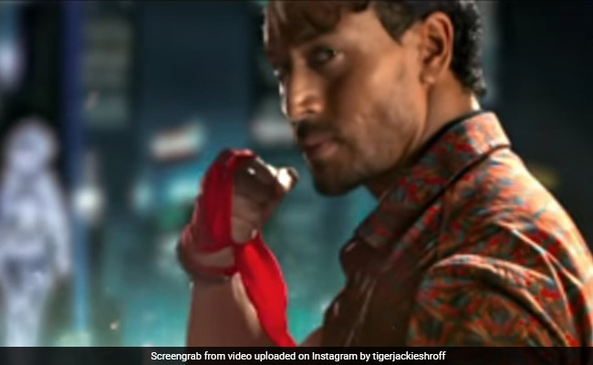 Ganapath: Tiger Shroff Means Business In The Teaser Of New Film