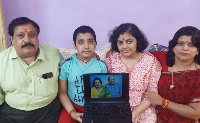 Himmat Rakhna, Parents Said Before They Died Of Covid, Vanisha Pathak  Topped Exams - हिम्मत रखना, कोरोना से मौत से पहले माता-पिता ने कही थी यह  बात, वनीशा ने परीक्षा में टॉप