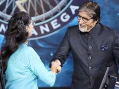 <I>Kaun Banega Crorepati 13</I> Written Update: Amitabh Bachchan Was Inspired By This Visually Impaired Contestant