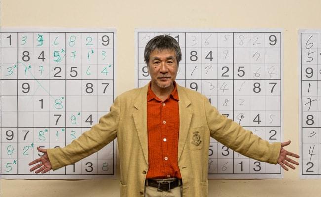 Japan's 'Father Of Sudoku' Maki Kaji Dies At 69 After Cancer Battle