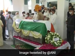 """PM Pays Tribute To Kalyan Singh In Lucknow, Says He Lived For """"Public Welfare"""""""