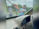 Video : Mamata Banerjee's Nephew, On Mission Tripura, Says Car Attacked