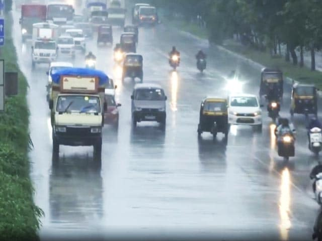 Video : Mumbai, Suburbs To Get More Rainfall In 24 Hours