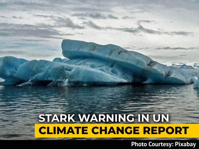 """Video : UN Climate Change Panel's Damning Report: """"Code Red For Humanity"""""""