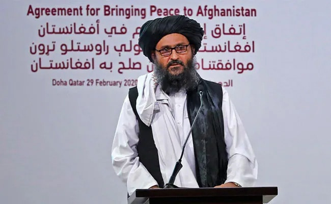 Taliban's Mullah Baradar Among Time's 100 Most Influential People Of 2021