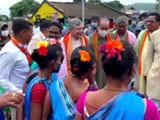 Video : Watch: Union Minister Ashwini Vaishnav Dances With Villagers In Odisha