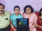 """Video : """"<i>Himmat Rakhna</i>,"""" Parents Said Before They Died Of Covid. She Topped Exams"""