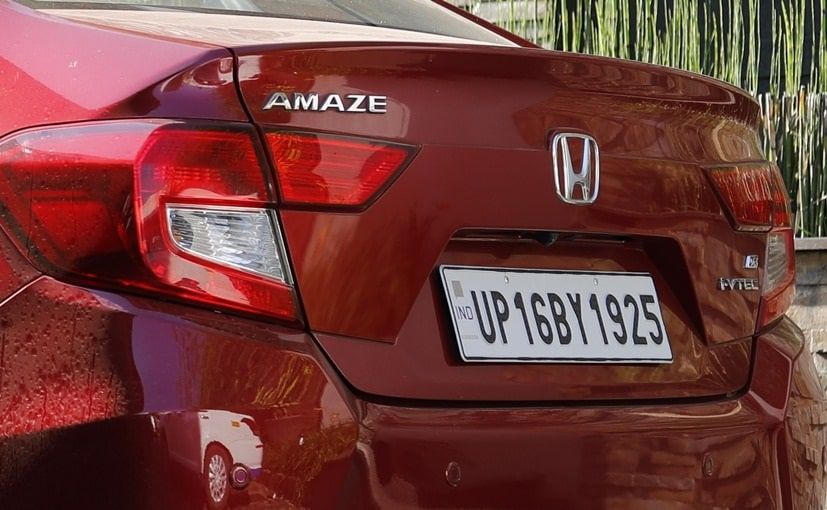 The Honda Amaze facelift will come with revised styling and a few new and updated features
