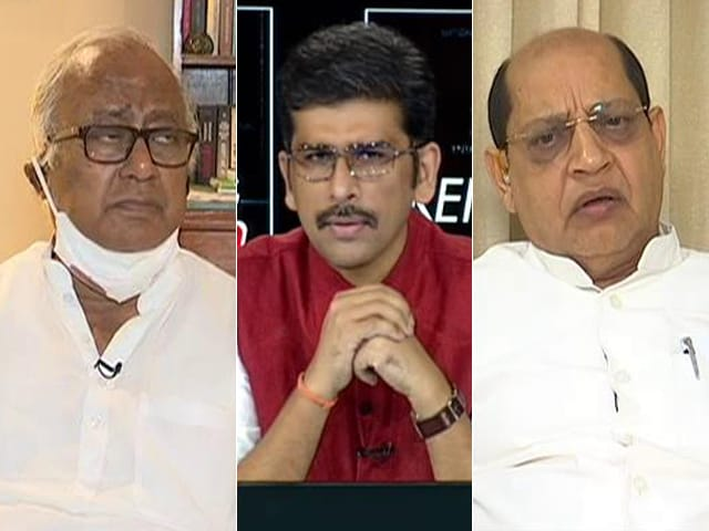 Video : India's Policy On Afghanistan: Will Centre, Opposition Speak In One Voice?
