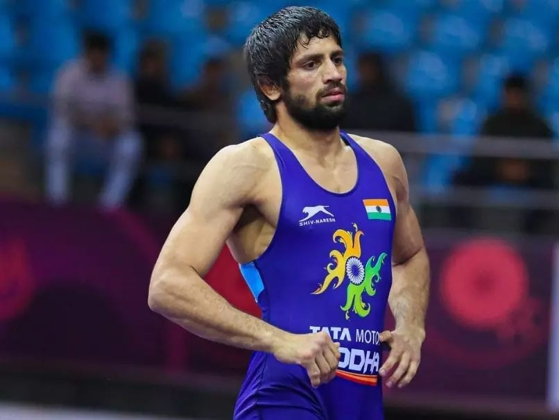 """""""Did Not Come To Tokyo For Silver Medal"""": Ravi Dahiya Eyes Gold In 2024 Olympics"""