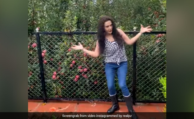 From Preity Zinta's Kitchen Garden. Her New Post Is An 'Apple Season' Special