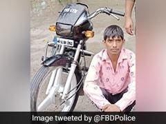 """<i>Bholi Si Surat</i>"" Won't Save Bike Thieves From Faridabad Police. See ROFL Post"