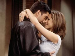 The One Where Jennifer Aniston And David Schwimmer Might Be Dating IRL
