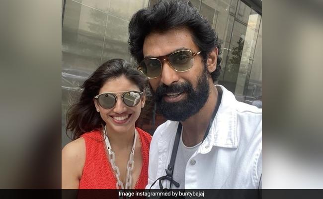 How Rana Daggubati's Mother-In-Law Wished Him And Miheeka Bajaj On First Wedding Anniversary