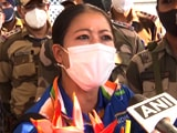 """Video : """"Mental Harassment"""": Mary Kom On Change Of Jersey At Tokyo Olympics"""