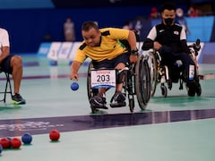 No Game For Old Men: The Precision Art Of Paralympic Boccia