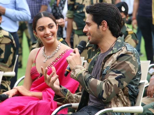Video : I Lost My Voice While Filming <i>Shershaah</i>: Sidharth Malhotra