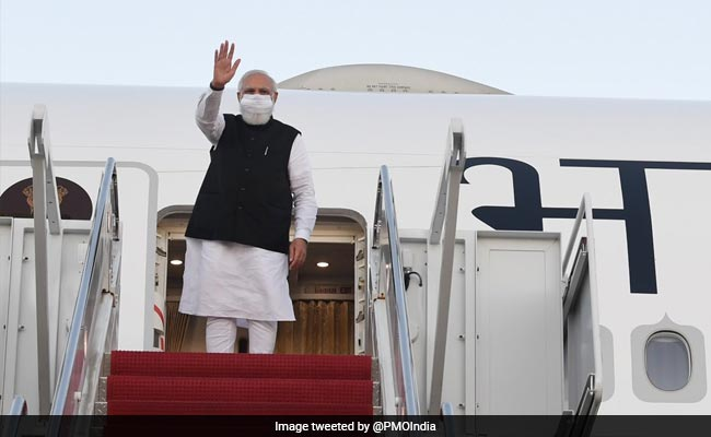Highlights: PM Modi Reaches New York To Address 76th UN Assembly Session