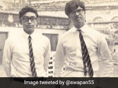 Tributes, Nostalgia As Leaders Mourn Chandan Mitra